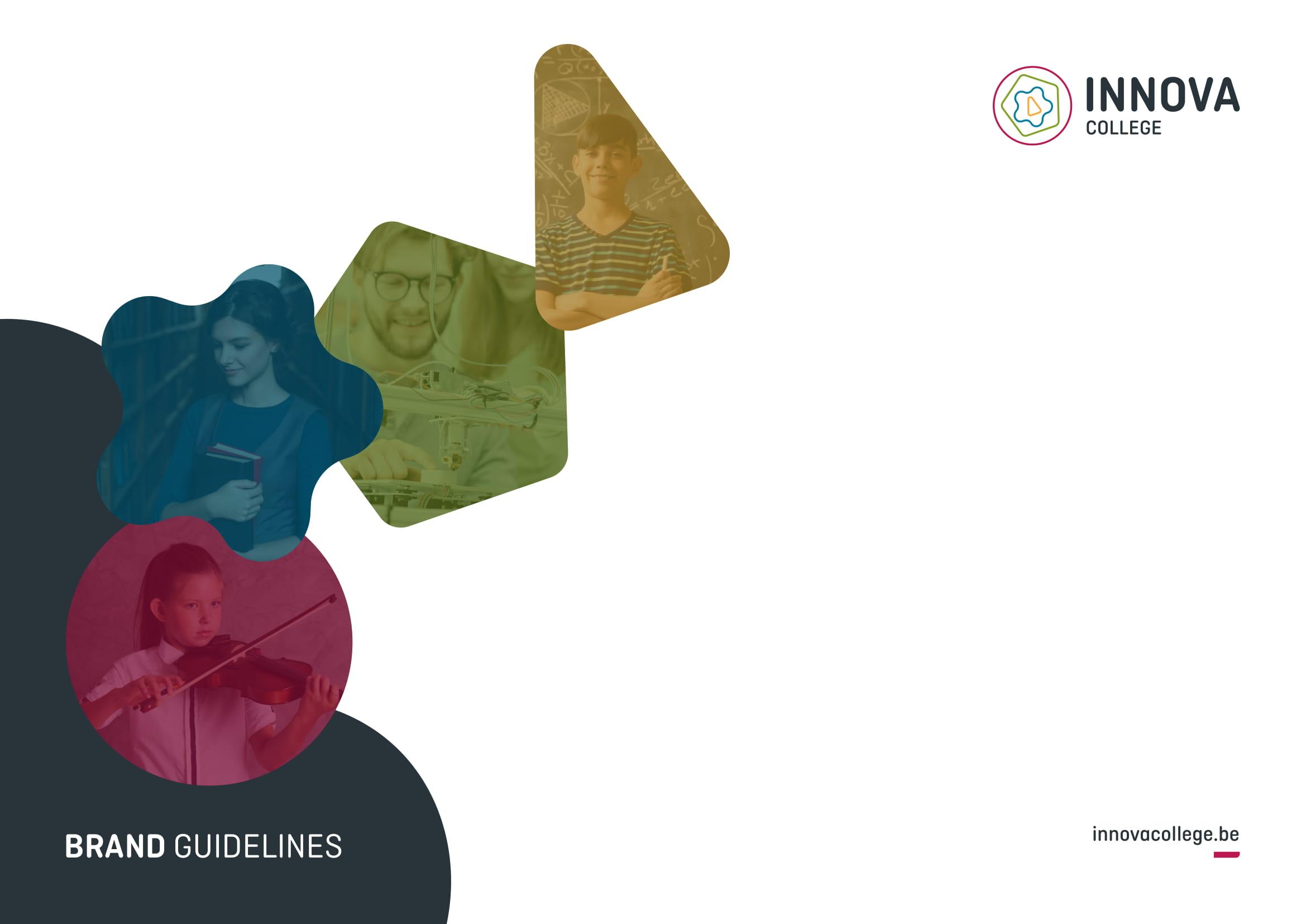 Samenwerking tussen het Lucernacollege Campus Innova en de externe partners VUB en Odisee