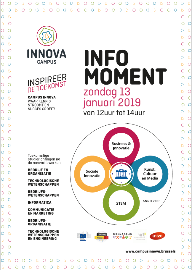 Infomoment @ Campus Innova